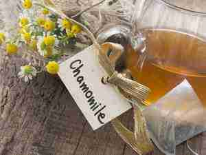 Herbs and Their Uses, making an Infusion