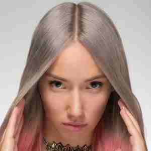 Grey hair, natural hair dye ideas
